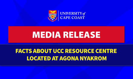 UCC Resource Centre at Agona Nyakrom